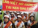 Đẩy mạnh tuyên truyền an toàn giao thông trong công nhân lao động