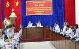 Tỉnh ủy Bình Dương: Sơ kết 5 năm thực hiện Kết luận số 62-KL/TW của Bộ Chính trị (khóa X)