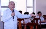 Đại biểu HĐND tỉnh tiếp xúc cử tri tại TP.TDM, TX.Thuận An, Tân Uyên, huyện Bắc Tân Uyên, Dầu Tiếng