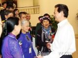 Thủ tướng gặp mặt các điển hình tiên tiến vùng Tây Bắc