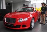 Xe siêu sang Bentley chính hãng tới Việt Nam