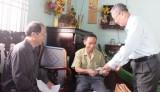 Hội nạn nhân chất độc Da cam/Dioxin Bình Dương: Thăm, tặng quà cho nạn nhân chất độc Da cam/Dioxin trên 1,2 tỷ đồng