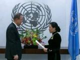 Tổng thư ký LHQ đánh giá cao thành tựu phát triển của Việt Nam
