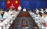 UBND tỉnh thông qua một số dự thảo quy định trình Kỳ họp thứ 13-HĐND tỉnh khóa VIII