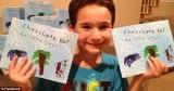 Cậu bé 7 tuổi viết sách, thu gần 1 triệu USD giúp bạn chữa bệnh