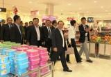Trung tâm mua sắm Aeon góp phần phục vụ tốt nhu cầu mua sắm, vui chơi giải trí của người dân