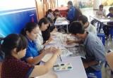 Tuổi trẻ Bình Dương hướng về biển đảo quê hương: Gửi ngàn yêu thương qua ngàn đĩa gốm