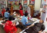 Câu lạc bộ Ngân hàng máu sống: Nhịp cầu nối những trái tim