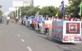 Thị xã Dĩ An: Tổ chức mít tinh Ngày Pháp luật Việt Nam