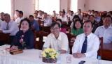 Bình Dương: Khai giảng lớp bồi dưỡng dự nguồn cán bộ lãnh đạo, quản lý khóa II - năm 2014