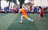 Kết thúc Giải bóng đá sinh viên Đại học Thủ Dầu Một lần V-2014