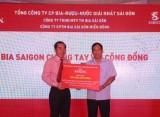Bia Sài Gòn Miền Đông tri ân khách hàng năm 2014