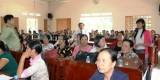 Người tiêu dùng góp phần quan trọng trong phong trào dùng hàng Việt