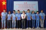 Trường Trung cấp Nghề Dĩ An: Tổ chức họp mặt Ngày Nhà giáo Việt Nam 20-11