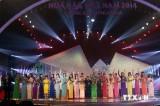 Chung khảo phía Nam cuộc thi Hoa hậu Việt Nam 2014