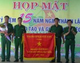 Trường Giáo dục Đào tạo và giải quyết việc làm số 3 (Phú Giáo): Kỷ niệm 15 năm thành lập và đón nhận cờ truyền thống