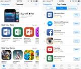 Bộ ứng dụng Office bất ngờ dẫn đầu tại App Store