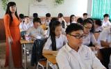 Chi bộ Trường THPT An Mỹ: Thi đua dạy tốt, học tốt