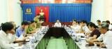 Ban Pháp chế HĐND tỉnh: Giám sát kết quả đấu tranh phòng, chống tội phạm
