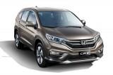Honda CR-V 2015 sắp ra mắt tại Việt Nam