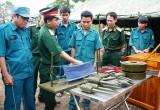 Ban Chỉ huy Quân sự huyện Phú Giáo: Chú trọng xây dựng lực lượng dân quân tự vệ vững mạnh
