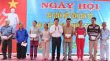 Khắp nơi trong tỉnh tổ chức Ngày hội Đại đoàn kết toàn dân tộc