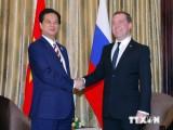 Việt-Nga nhất trí đưa kim ngạch thương mại hai chiều lên 10 tỷ USD