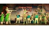 Đoàn Ca múa nhạc dân tộc tỉnh: Đưa tiếng hát về vùng quê