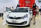 Kia Rio sedan - đối thủ mới của Toyota Vios