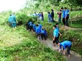 Huyện đoàn Phú Giáo: Thi đua học tập và làm theo lời Bác