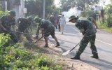 Phường Phú Mỹ ra quân làm công tác dân vận