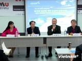 Hội thảo khoa học về tranh chấp lãnh hải ở Biển Đông tại Hàn Quốc
