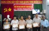 Phường An Phú, TX.Thuận An: Gần 2.000 hộ dân được công nhận gia đình văn hóa