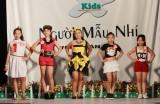 Vòng bán kết Cuộc thi model kids - Người mẫu nhí Bình Dương lần I - năm 2014