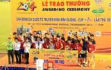 Chung kết BTV Number One Cup 2014, ĐTLA - SVHQ: Sinh viên Hàn Quốc vô địch