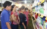 Hiệu quả từ hội chợ đưa hàng Việt về nông thôn