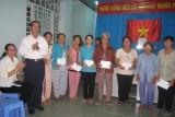 Khu phố Chánh Lộc 2, phường Chánh Mỹ,TP.Thủ Dầu Một: Tổ chức ngày hội Đại đoàn kết toàn dân tộc