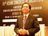 Người mở lối tiên phong ngành kiến trúc tại Đại học Thủ Dầu Một
