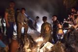 Không ai sống sót trong vụ rơi máy bay quân sự ở Thái Lan