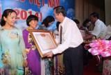 Sở Giáo dục và Đào tạo Bình Dương: Họp mặt kỷ niệm 32 năm ngày Nhà giáo Việt Nam