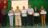 Hội Chữ thập đỏ xã Phước Hòa, huyện Phú Giáo: Gần 1 tỷ đồng giúp đỡ các trường hợp khó khăn