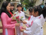 Vinh quang nghề dạy học