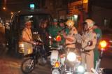 Ra quân xử lý tình trạng tụ tập đua xe trái phép