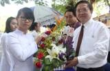 Nhiều trường họp mặt kỷ niệm Ngày Nhà giáo Việt Nam (20-11)