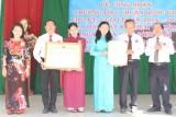 Trường THPT Dĩ An: Đón nhận bằng công nhận đạt chuẩn quốc gia giai đoạn 2