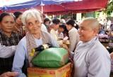 Cùng tổ chức Phật giáo  góp phần an sinh xã hội