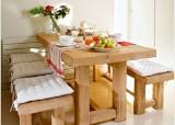 9 mẹo trang trí cho bàn ăn nhỏ