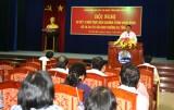 Đảng bộ Khối các cơ quan tỉnh: Sơ kết 3 năm thực hiện Chương trình hành động số 49 của Tỉnh ủy