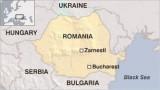 Rơi trực thăng quân sự Romania, 8 người tử nạn