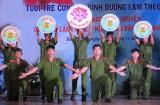 Tuổi trẻ Công an Bình Dương: Xung kích, gần dân, giúp dân